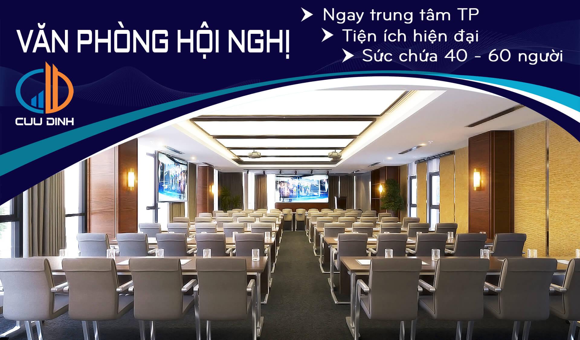 Phòng hội trường cho thuê giá ưu đãi nhất Đà Nẵng